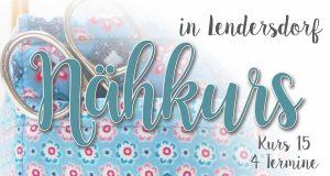 Nähkurs 15 - Okt./Nov. - Anfänger & Fortgeschrittene @ Michèle Z. Design Atelier