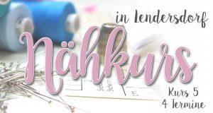 Nähkurs 5 - März - Anfänger & Fortgeschrittene @ Michèle Z. Design Atelier