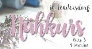 Nähkurs 6 - März/April - Anfänger & Fortgeschrittene @ Michèle Z. Design Atelier