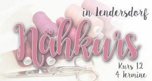 Nähkurs 12 - April - Anfänger & Fortgeschrittene @ Michèle Z. Design Atelier