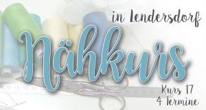 Nähkurs 17 - Oktober/November - Anfänger & Fortgeschrittene @ Michèle Z. Design Atelier