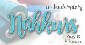 Nähkurs 18 - November/Dezember - Anfänger & Fortgeschrittene @ Michèle Z. Design Atelier