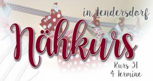Nähkurs 31- November/Dezember - Anfänger & Fortgeschrittene @ Michèle Z. Design Atelier