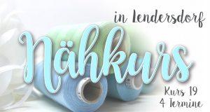Nähkurs 19- August/September - Anfänger & Fortgeschrittene @ Michèle Z. Design Atelier