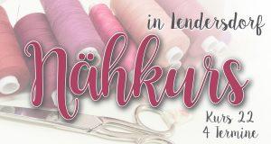 Nähkurs 22- September/Oktober - Anfänger & Fortgeschrittene @ Michèle Z. Design Atelier