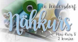 Nähkurs 8 - März - Anfänger & Fortgeschrittene @ Michèle Z. Design Atelier