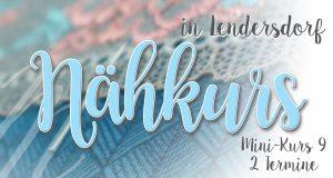 Mini-Nähkurs 9 - März - Anfänger & Fortgeschrittene @ Michèle Z. Design Atelier